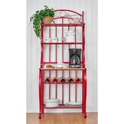 Old Dutch  tag re Baker s Rack; Red