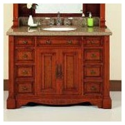 Lanza 48'' Single Bathroom Vanity Set