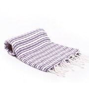Buldano Turkish Bath Towel; Purple
