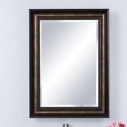 Bellaterra Home 30'' x 22'' Mirror Cabinet