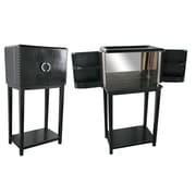 A&B Home Bar Cabinet