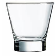 Luminarc Barcraft 10.5 Oz. Flared Double Old Fashion Glass (Set of 4)