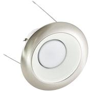 American Lighting LLC X56 Series 6'' LED Recessed Trim; Black