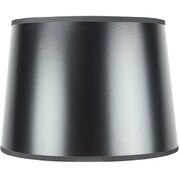 Home Concept Lined 14'' Hardback Drum Lamp Shade