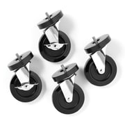 Whitmor, Inc Supreme Wheel (Set of 4)