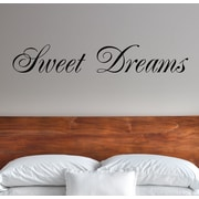 DecaltheWalls Sweet Dreams Wall Decal