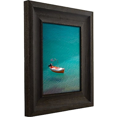 Craig Frames Inc. 2.5'' Wide Distressed Wood Picture Frame / Poster Frame; 20'' x 20''