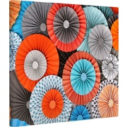 KESS InHouse 'Breaking Free' by Heidi Jennings Graphic Art on Wrapped Canvas; 10'' H x 8'' W x 2'' D