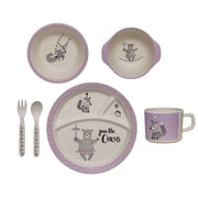 Bloomingville 6 Piece Kids Dinnerware Set