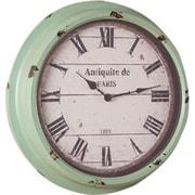 Cooper Classics 16.75'' Anthea Wall Clock