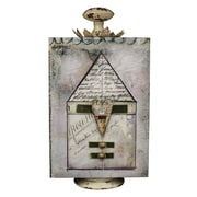 Creative Co-Op Cottage Home Box Finial