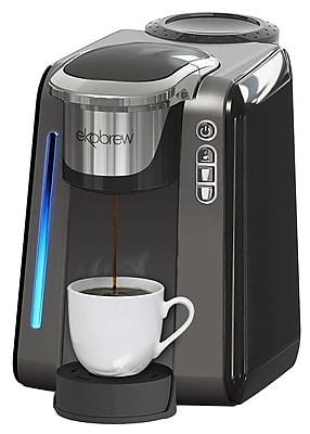 Ekobrew Universal Single Serve Coffee Maker WYF078278187521