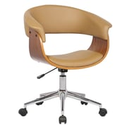 Porthos Home Mid-Back Task Chair; Natural