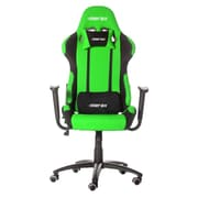 Merax High-Back Executive Office Chair with Arms; Green