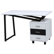 Merax Computer Desk; White
