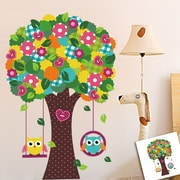RetailSource Full Round Tree and Swing Wall Decal
