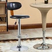 Merax 23.6'' Swivel Bar Stool with Cushion