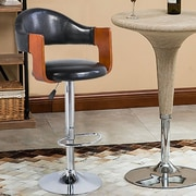 Merax Adjustable Height Swivel Bar Stool