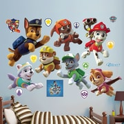 Fathead Nickelodeon PAW Patrol Puppies Peel and Stick Wall Decal