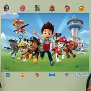 Fathead Nickelodeon PAW Patrol Peel and Stick Wall Decal