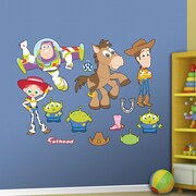 Fathead Disney - Toy Story Kids Peel and Stick Wall Decal