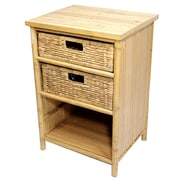 Heather Ann Cabinet with 2 Drawers
