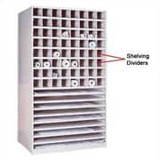 Penco Special Purpose Units - Plan Storage Shelving Dividers