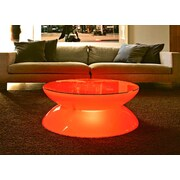 Contempo Lights Rechargeable LED Livorno Table