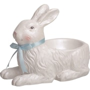 Transpac Imports, Inc Bunny Candy Bowl