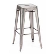 VIG Furniture Modrest Bar Stool; Gray