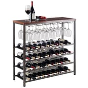 Luxury Home Michelle 40 Bottle Wine Rack