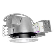 Royal Pacific Architectural Fluorescent Dimmable Ballast 8'' Recessed Housing; 18 W