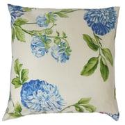 The Pillow Collection Zarina Cotton Throw Pillow; 18'' x 18''