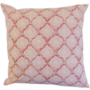The Pillow Collection Padma Cotton Throw Pillow; 18'' x 18''