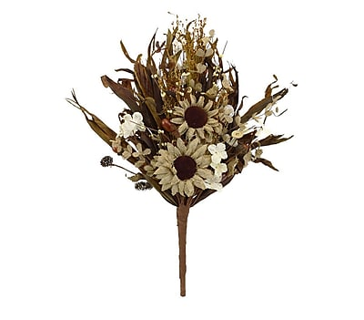SheasWildflowers Espresso Sunflower Bouquet Bush