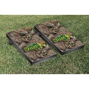 Victory Tailgate NCAA Mossy Oak Version 2 Cornhole Game Set; North Dakota State NDSU Bison