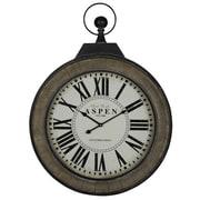 Cooper Classics Aspen 24'' Clock