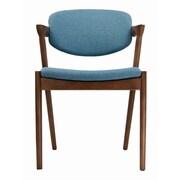 Design Tree Home Kai Kristiansen Style Side Chair