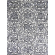 AMER Rugs Serendipity Hand-Tufted Navy Blue Area Rug; 8' x 11'