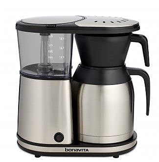 Bonavita 8 Cup Stainless Steel Carafe Coffee Maker WYF078278182918