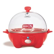 DASH Rapid Egg Cooker; Red