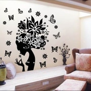 RetailSource Dreaming of Beauty Wall Decal