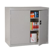 Elite Counter Height Storage, 36Wx18Dx42H, Multi Granite