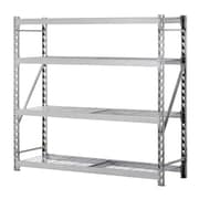Treadplate Welded Rack Four Shelf