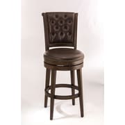 Hillsdale Chiswick 31'' Swivel Bar Stool with Cushion