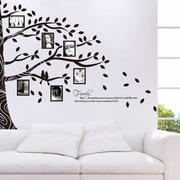 RetailSource Tree Full of Frames Wall Decal