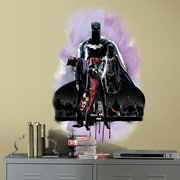 Room Mates Batman w/ Villians Peel and Stick Giant Wall Decals