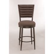 Hillsdale Rouen 30'' Swivel Bar Stool with Cushion