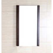 Bellaterra Home Wood Frame Mirror