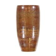 Pasargad Pasargad Hand-Forged Decorative Copper Vase; 23'' H x 11'' W x 11'' D
